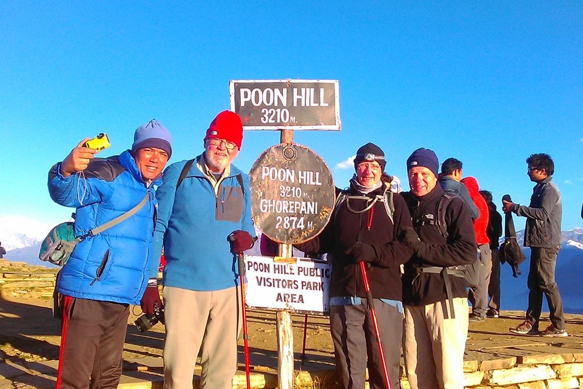 DDadhi Ram Thapa Trekking Guide