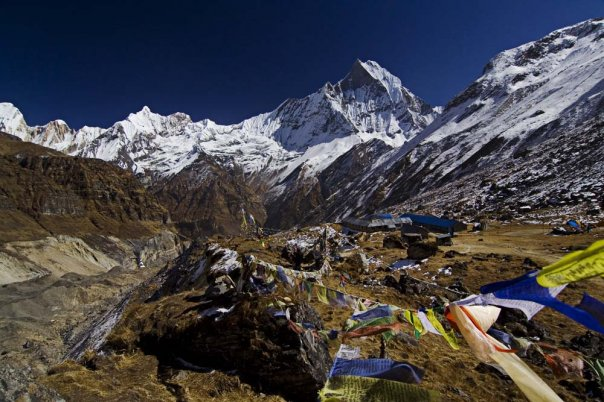 Annapurna Base Camp Trek (ABC)